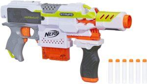 NERF Modulus Motorized Toy Blaster with Drop Grip