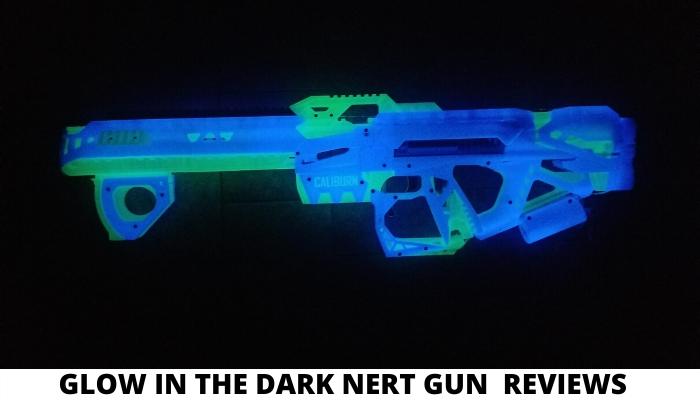 Best Glow in the dark nerf guns
