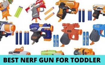 BEST Nerf Gun for Toddler