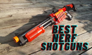 Nerf Shotguns Review