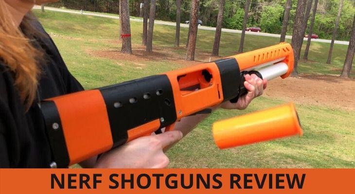 Best Nerf Shotguns