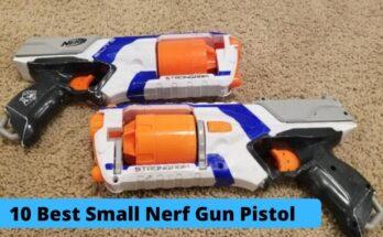 Best Small Nerf Gun Pistol Reviews