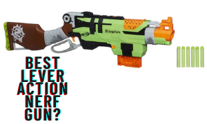 Best lever action Nerf gun