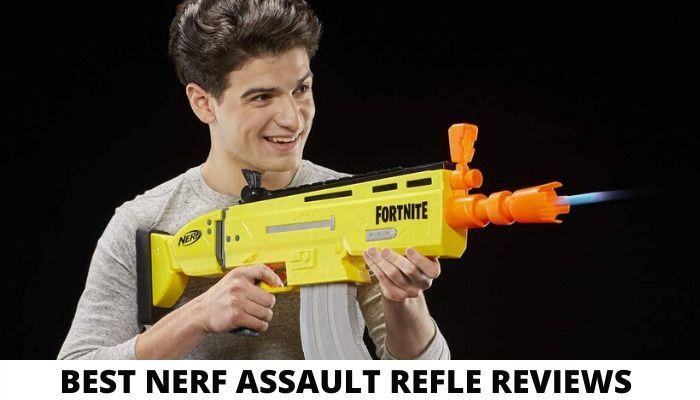 Best nerf assault rifle