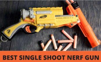 Best single Shoot nerf gun