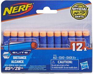 Nerf N-Strike Elite Series 12-Dart Refill Pack,Multicolor