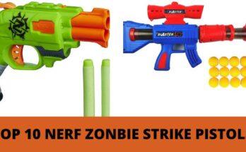nerf zombie strike pistol
